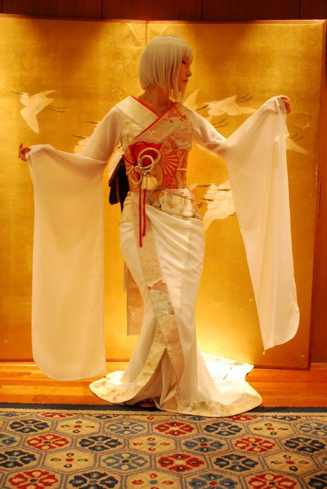 神田サオリさん衣装
