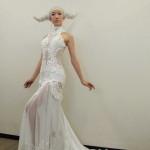 神田サオリさんドレス
